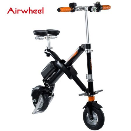 Airwheel E6- 247.9 WH- Black (juodas)
